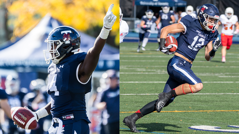 CAMPBELL, CORBY NAMED U SPORTS ALL-CANADIANS