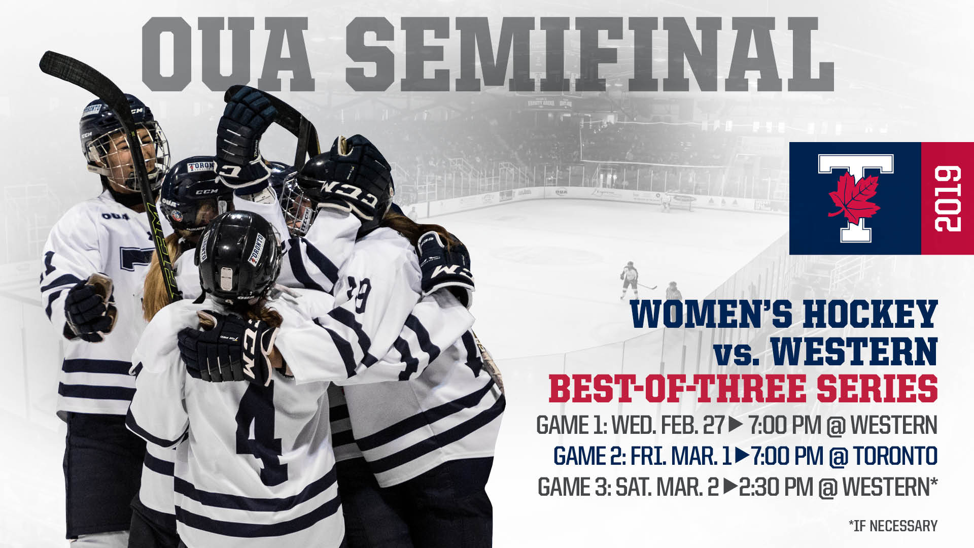 Women S Hockey Semifinal Preview University Of Toronto Athletics